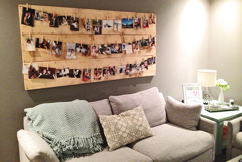ClothesPin-Photo-Wall